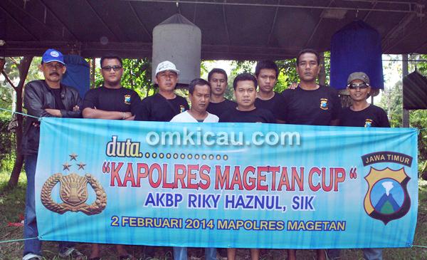 Duta Kapolres Magetan Cup