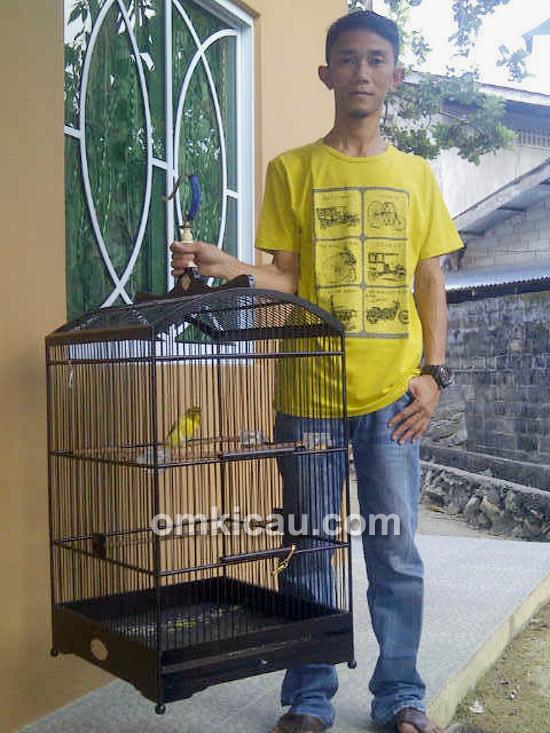 Juned, kicaumania Kepulauan Riau