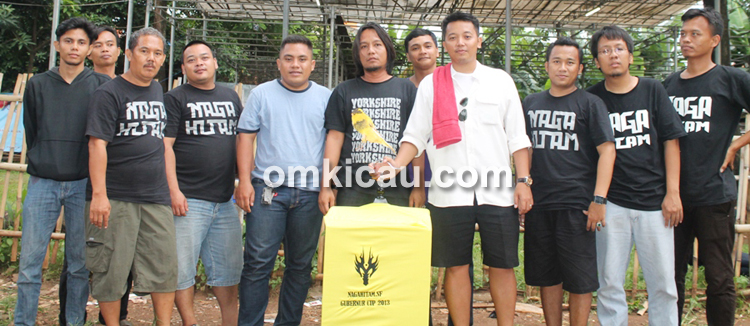 Naga Hitam Team