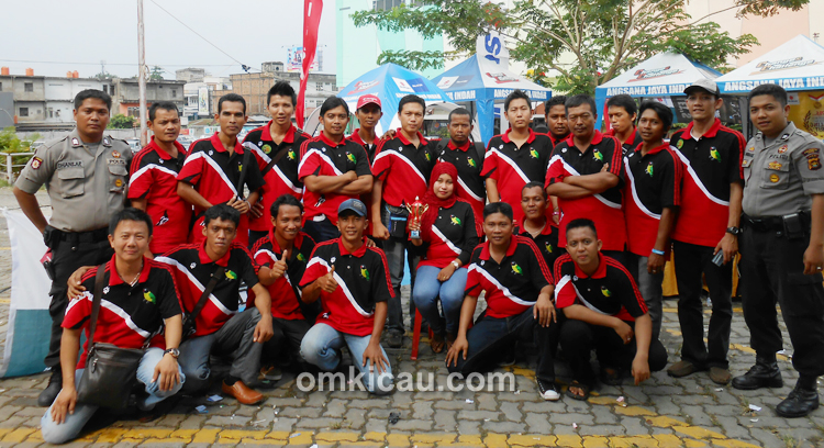 Panitia Lomba Nusantara Berkicau Cup II Jambi