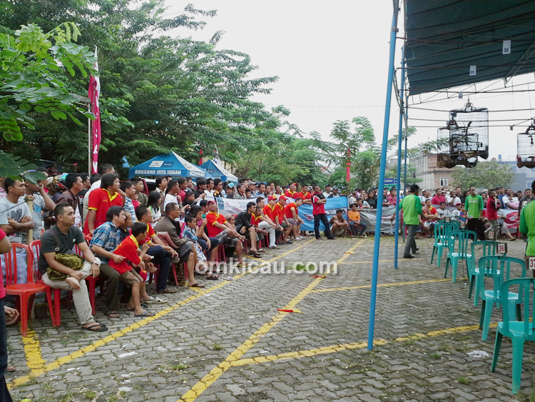 Nusantara Berkicau Cup II Jambi