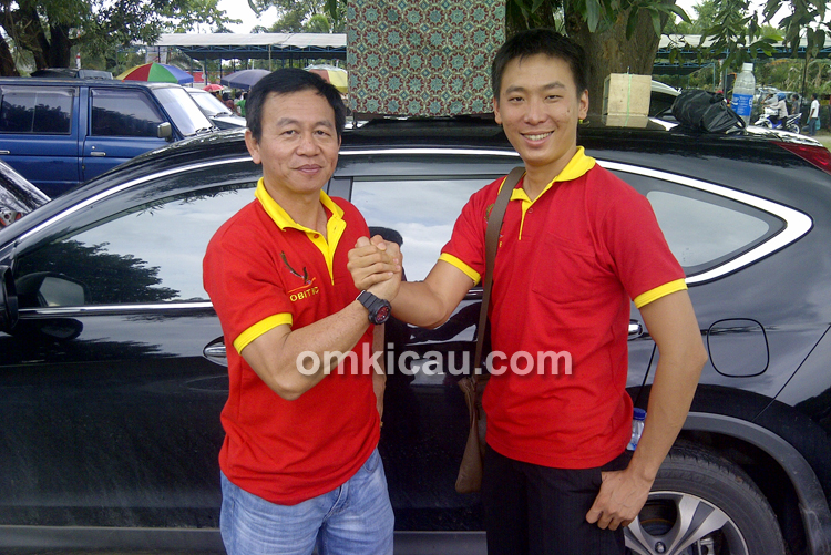 Yongka dan Dedi JB