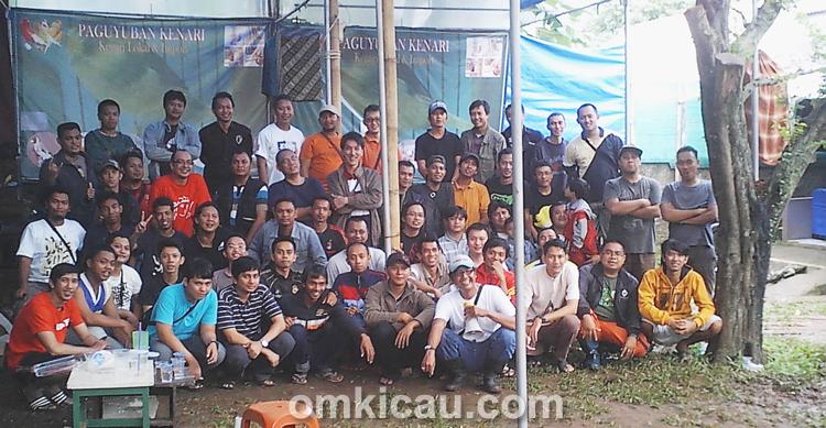 Anggota dan pengurus PKJ