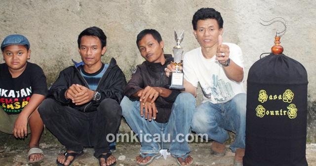 Sasak Country Team