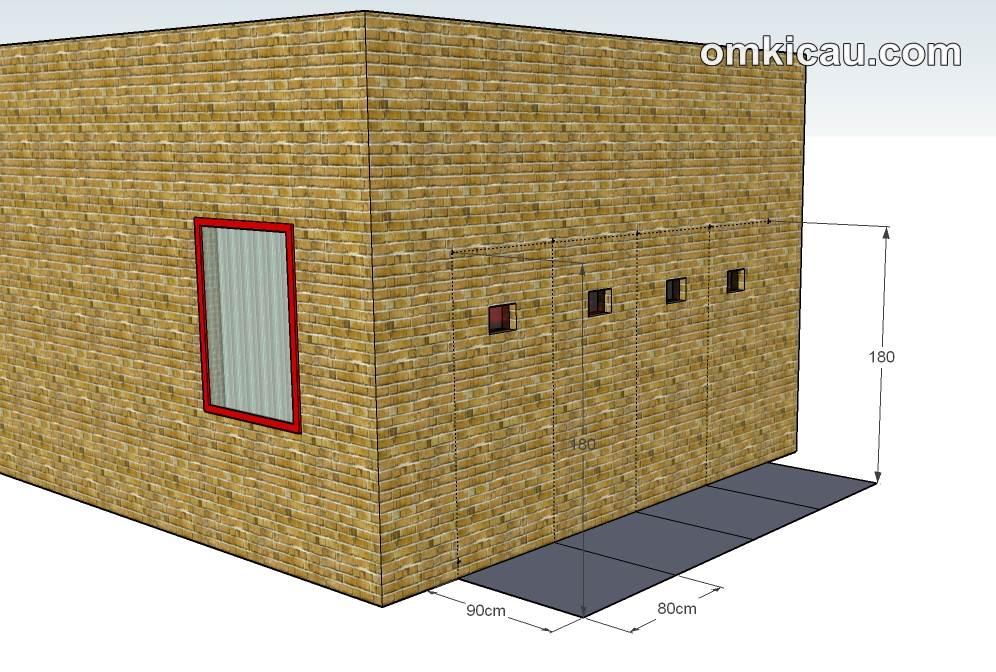 Membuat kandang penangkaran murai batu di lahan sempit ...