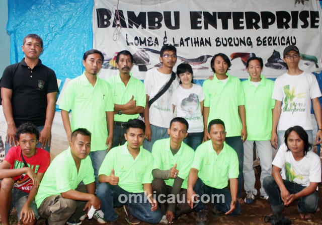 Panitia Bambu Enterprise