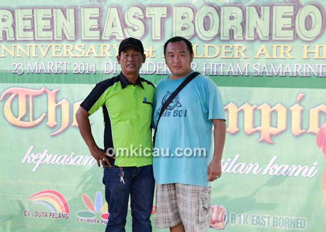 edy dan mr.ming support lomba