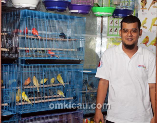Roby Canary Jakarta