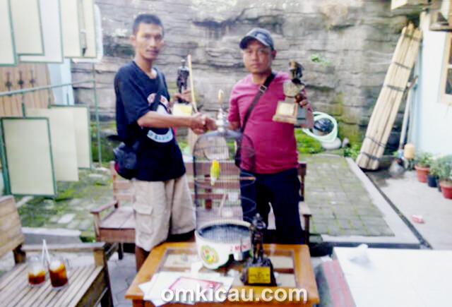 Itok dan Mr Roby deal take-over JJ