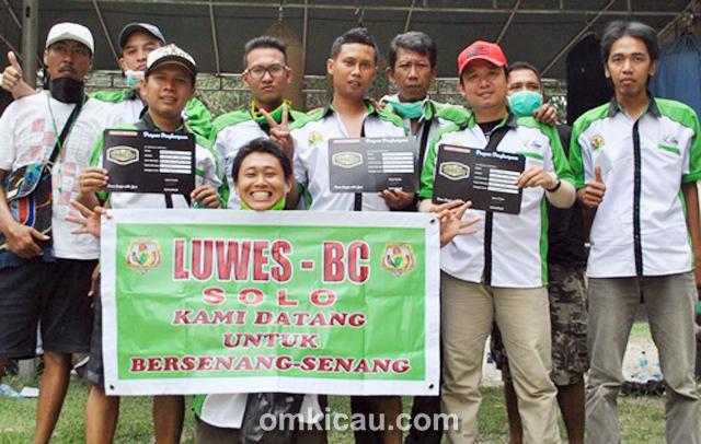 Slogan Luwes BC