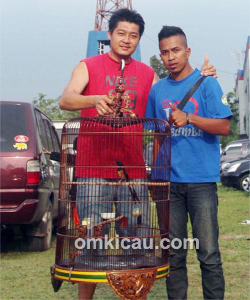 Mr G dan MB Garuda Jaya