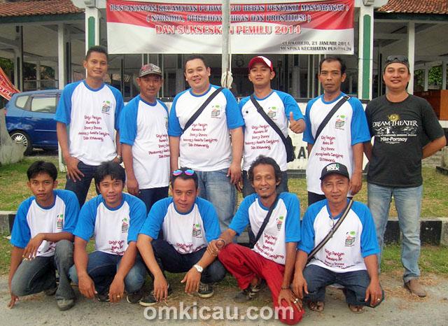 Panitia KPU Cup Purworejo