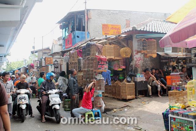 Pasar Kolong Kebayoran Lama