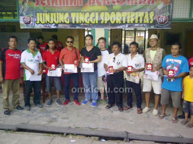 Tani Jaya Cup 4 di Balikpapan