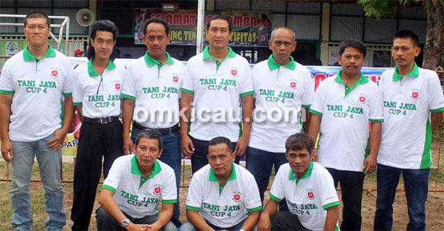 Tim juri Tani Jaya Cup 4