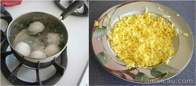 Eggfood untuk burung