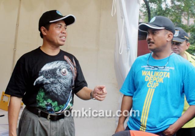 Wali Kota Depok dan Om Duto