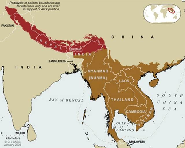Wilayah Biodiversity Himalaya