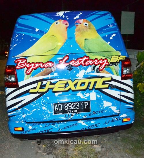 Mobil Byna Lestary BF Karanganyar