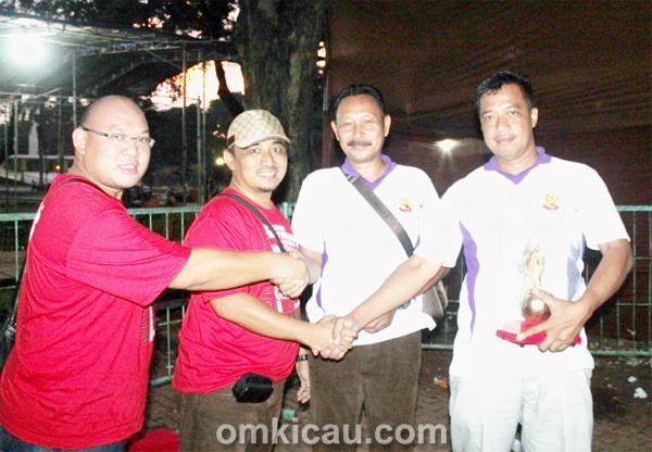 Tangerang Team juara umum IBC