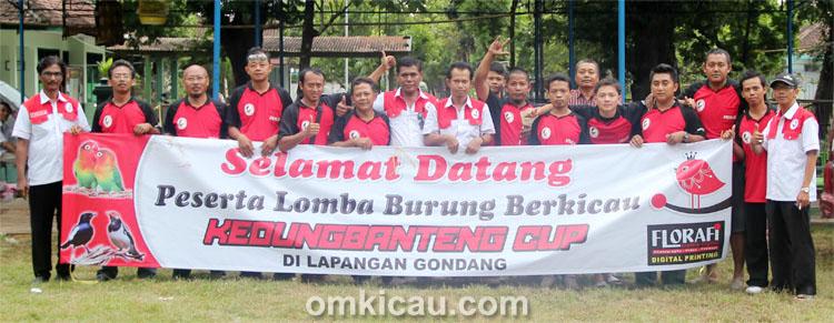 Panitia Kedung Banteng Cup.