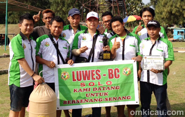Personel Luwes BC Solo
