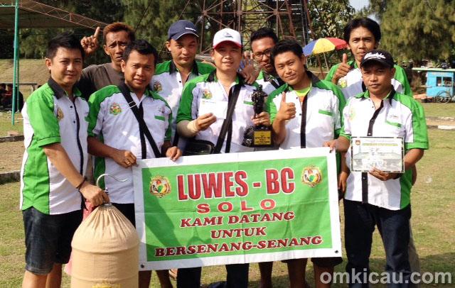 Sloganl Luwes BC Solo