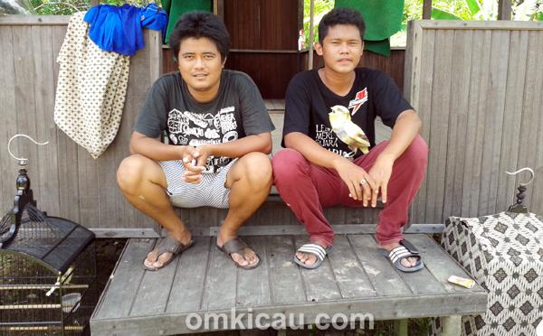 Opiex dan Adik