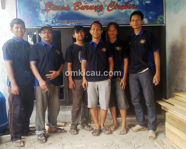 Panitia Bursa Burung Cirebon