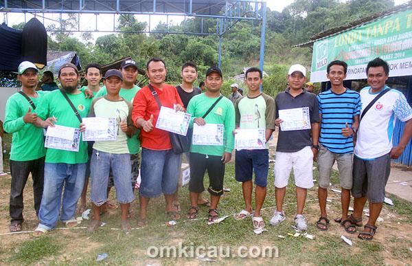 Lomba Burung Afdani Cup 2 Samarinda