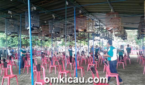 feat Gebyar Palembang Cup