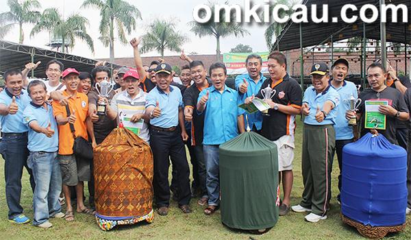 feat pangdam siliwangi cup