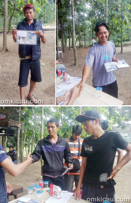 Para pemenang Latber BBC Cirebon