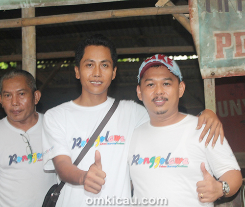 Yanto Tamkot dan Mr Parman