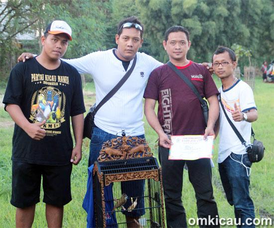 Mr Konde dan CJ Nimas Ayu