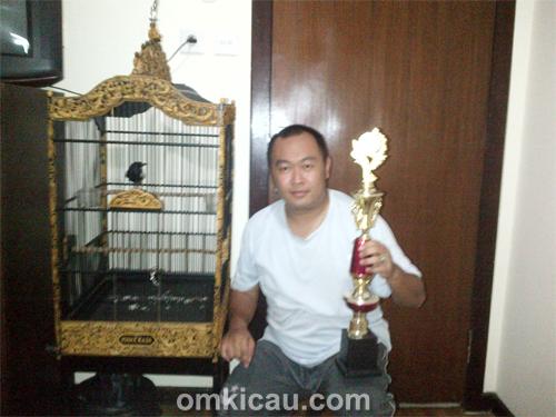 Mr Ming dan kacer Maha Raja.