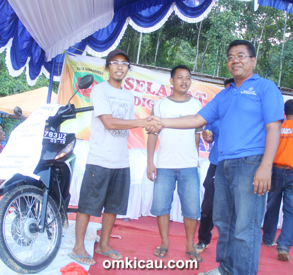 Lomba Burung Wali Kota Cup Samarinda