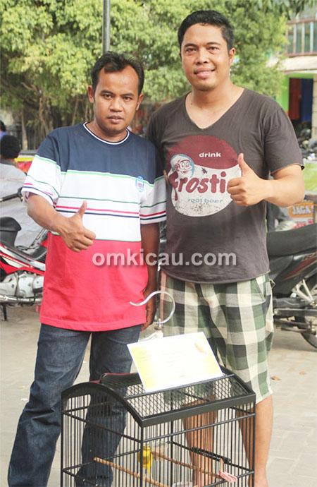 Sarwoko dan Rony Cahyana CJT