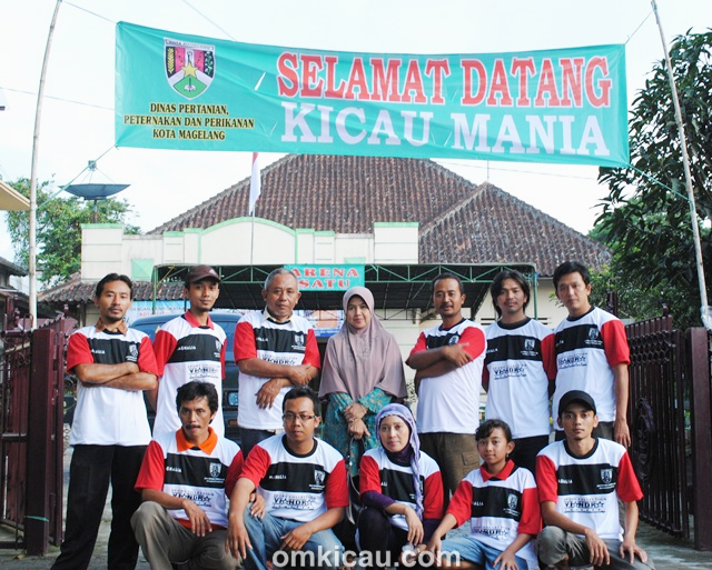 Panitia Wali Kota Cup Magelang
