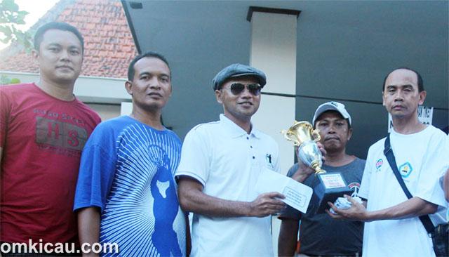Duta Paku Alam juara BC
