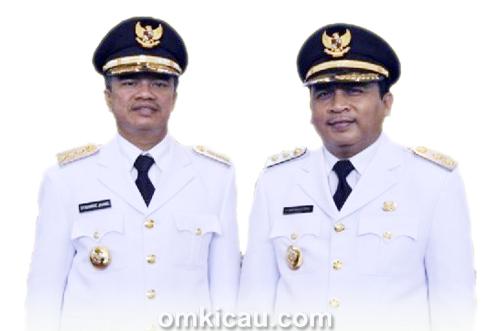 Wali Kota dan Wakil Wali Kota Samarinda
