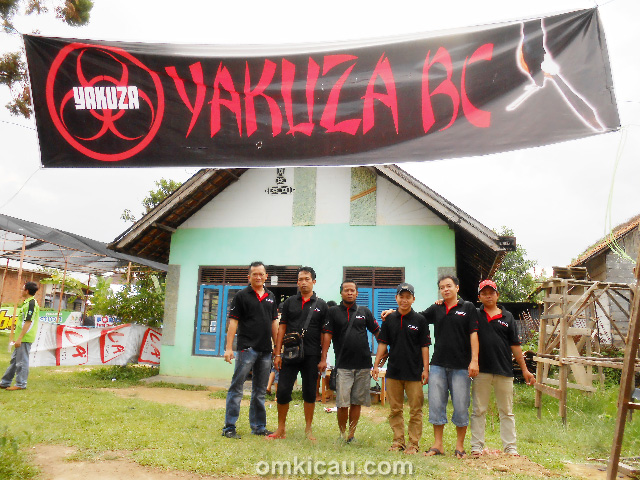 Yakuza BC Jambi