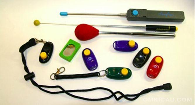 Jenis-jenis clicker