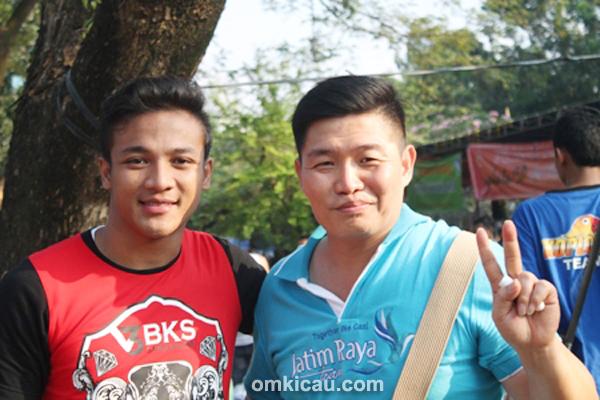 Ming Basket dan H Nendra