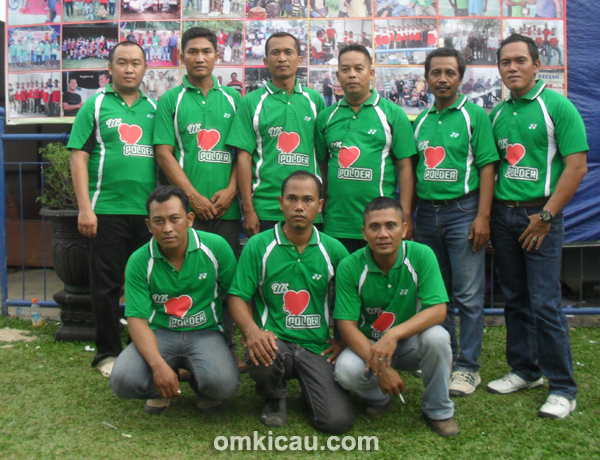 Lomba Burung KPPBS Cup 1 Samarinda