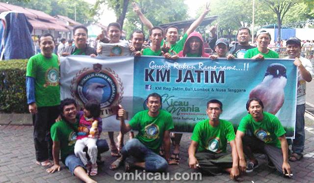 KM Region Jawa Timur