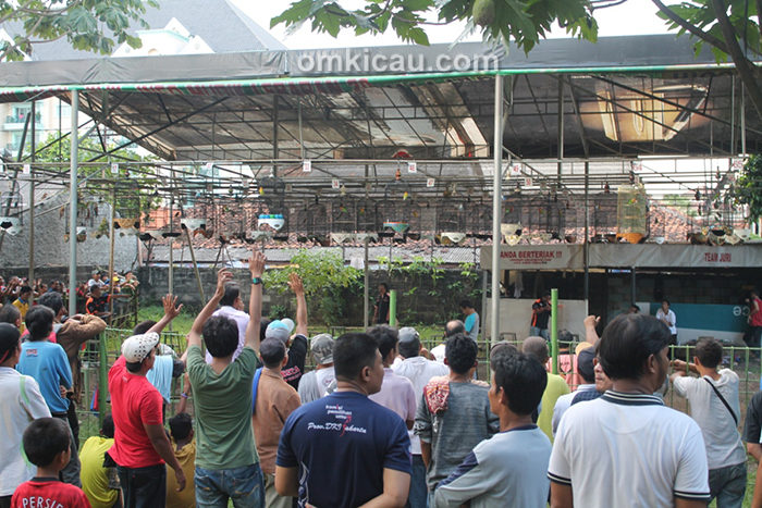 Latpres Taman Radja Jakarta