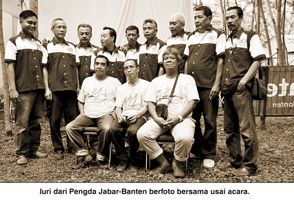 Lomba Burung Radar Banten Cup 2