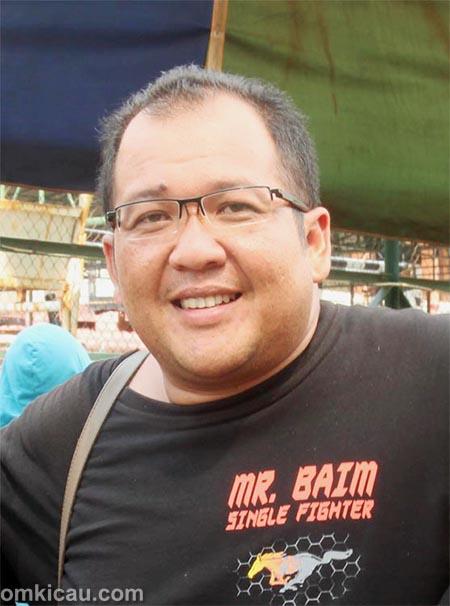 Mr Baim SF Bali