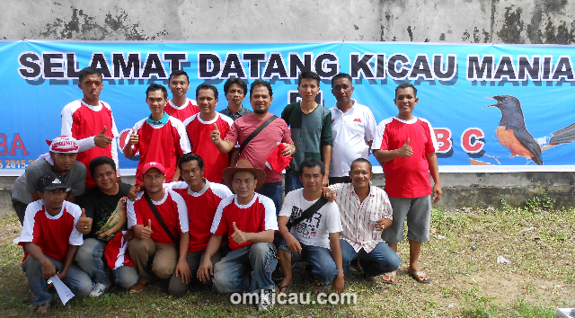 Panitia dan juri Latber Spesial Gotong Royong BC